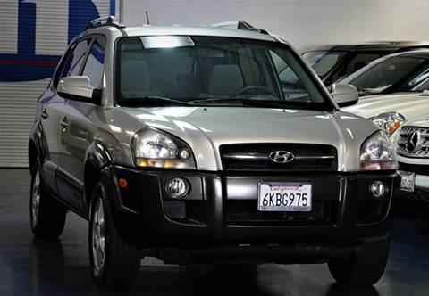 2005 Hyundai Tucson for sale at H1 Auto Group in Sacramento CA