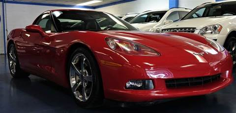 2009 Chevrolet Corvette for sale at H1 Auto Group in Sacramento CA