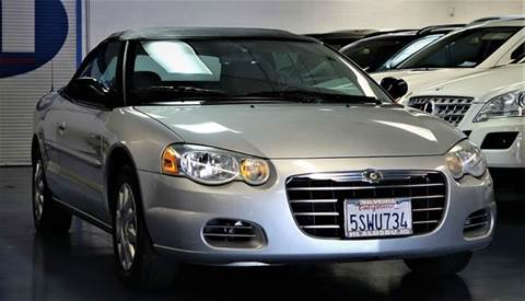 2006 Chrysler Sebring for sale at H1 Auto Group in Sacramento CA