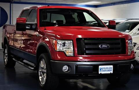 2009 Ford F-150 for sale at H1 Auto Group in Sacramento CA