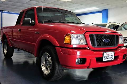 2004 Ford Ranger for sale at H1 Auto Group in Sacramento CA