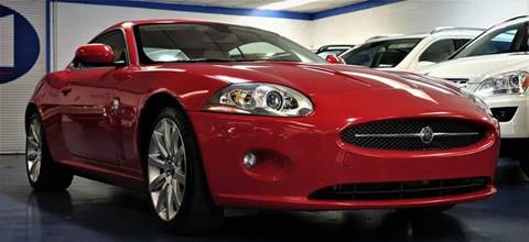 2007 Jaguar XK-Series for sale at H1 Auto Group in Sacramento CA
