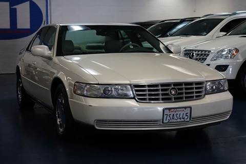 2000 Cadillac Seville for sale at H1 Auto Group in Sacramento CA