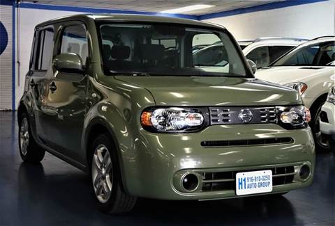 2009 Nissan cube for sale at H1 Auto Group in Sacramento CA