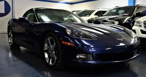2007 Chevrolet Corvette for sale at H1 Auto Group in Sacramento CA