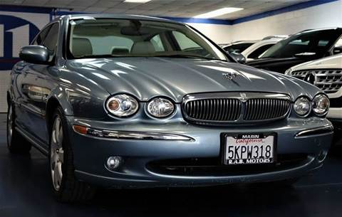 2004 Jaguar X-Type for sale at H1 Auto Group in Sacramento CA
