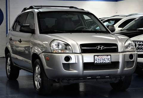2006 Hyundai Tucson for sale at H1 Auto Group in Sacramento CA