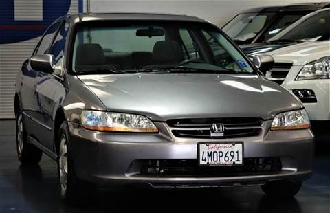 2000 Honda Accord for sale at H1 Auto Group in Sacramento CA