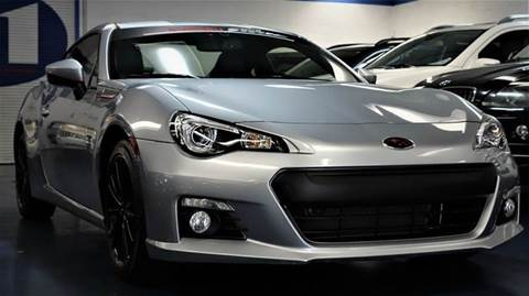 2015 Subaru BRZ for sale at H1 Auto Group in Sacramento CA