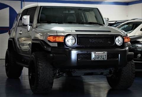 2012 Toyota FJ Cruiser for sale at H1 Auto Group in Sacramento CA