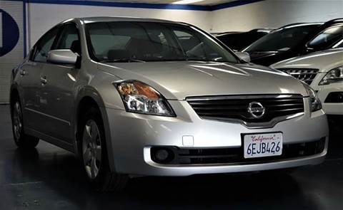 2008 Nissan Altima for sale at H1 Auto Group in Sacramento CA