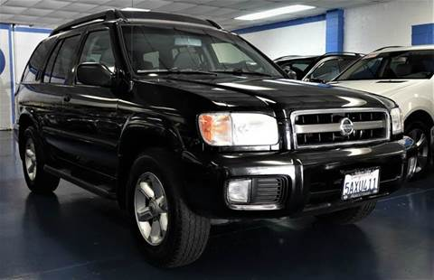 2003 Nissan Pathfinder for sale at H1 Auto Group in Sacramento CA