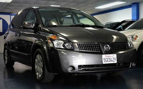 2004 Nissan Quest for sale at H1 Auto Group in Sacramento CA