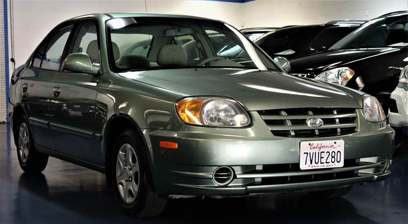 2004 hyundai accent reliability