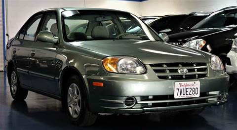 2004 Hyundai Accent for sale at H1 Auto Group in Sacramento CA
