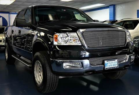 2005 Ford F-150 for sale at H1 Auto Group in Sacramento CA