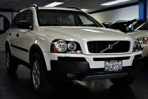 2004 Volvo XC90 for sale at H1 Auto Group in Sacramento CA