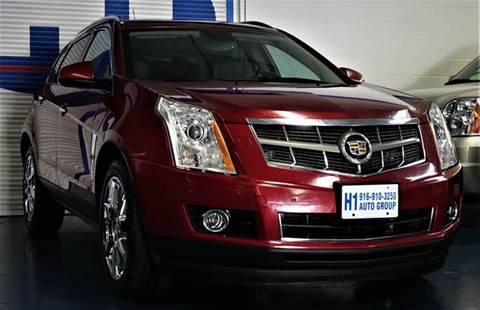 2012 Cadillac SRX for sale at H1 Auto Group in Sacramento CA