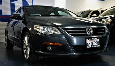 2011 Volkswagen CC for sale at H1 Auto Group in Sacramento CA