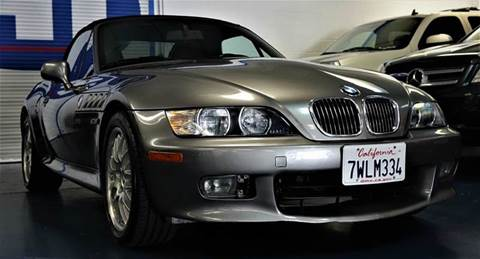 2001 BMW Z3 for sale at H1 Auto Group in Sacramento CA