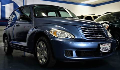 2006 Chrysler PT Cruiser for sale at H1 Auto Group in Sacramento CA