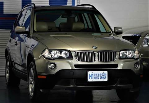 2007 BMW X3 for sale at H1 Auto Group in Sacramento CA