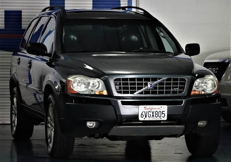 2005 Volvo Xc90 V8 Awd 4dr Suv In Sacramento Ca H1 Auto Group