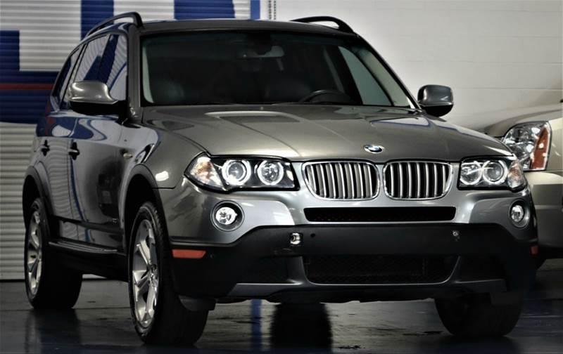 2010 BMW X3 XDrive30i AWD 4dr SUV