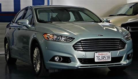 2014 Ford Fusion Energi for sale at H1 Auto Group in Sacramento CA