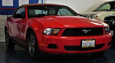2010 Ford Mustang for sale at H1 Auto Group in Sacramento CA