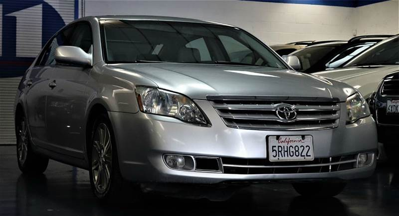2005 Toyota Avalon Limited 4dr Sedan   Sacramento CA