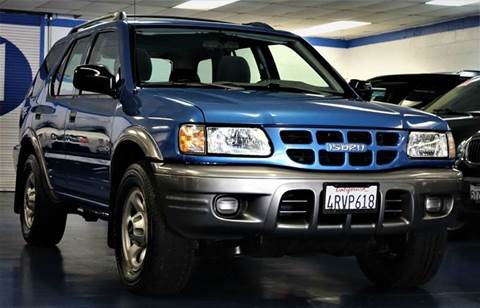 2001 Isuzu Rodeo for sale at H1 Auto Group in Sacramento CA
