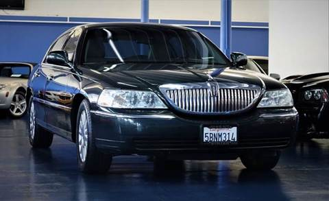 2003 Lincoln Town Car for sale at H1 Auto Group in Sacramento CA