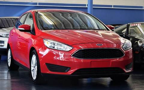 2016 Ford Focus for sale at H1 Auto Group in Sacramento CA