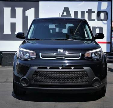 2016 Kia Soul for sale at H1 Auto Group in Sacramento CA