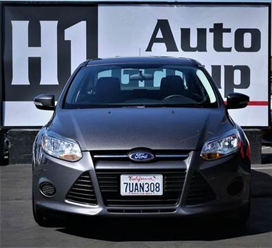 2014 Ford Focus for sale at H1 Auto Group in Sacramento CA