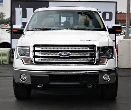 2013 Ford F-150 for sale at H1 Auto Group in Sacramento CA