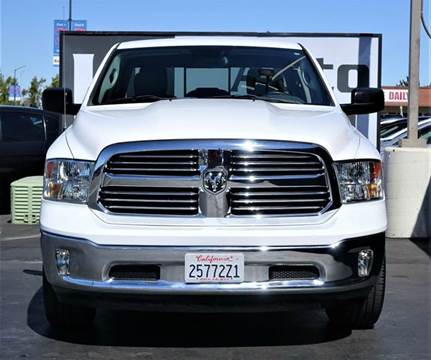 2015 RAM Ram Pickup 1500 for sale at H1 Auto Group in Sacramento CA