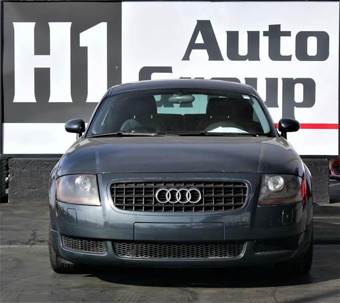 2005 Audi TT for sale at H1 Auto Group in Sacramento CA