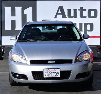 2012 Chevrolet Impala for sale at H1 Auto Group in Sacramento CA