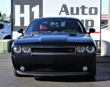 2013 Dodge Challenger for sale at H1 Auto Group in Sacramento CA