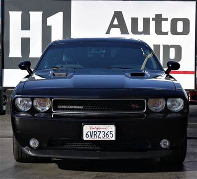 2012 Dodge Challenger for sale at H1 Auto Group in Sacramento CA