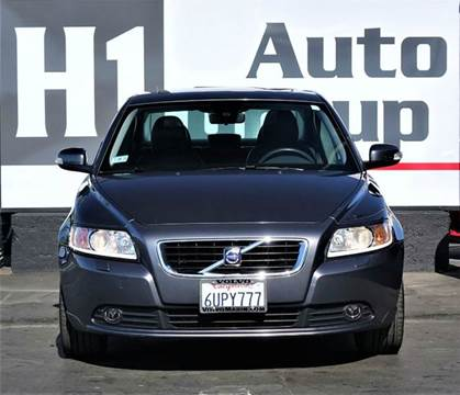 2008 Volvo S40 for sale at H1 Auto Group in Sacramento CA
