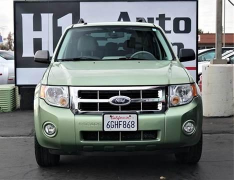2008 Ford Escape for sale at H1 Auto Group in Sacramento CA