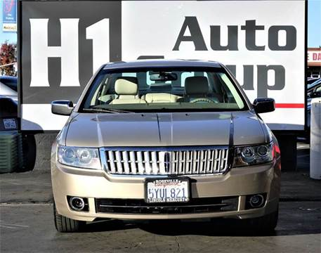 2007 Lincoln MKZ for sale at H1 Auto Group in Sacramento CA