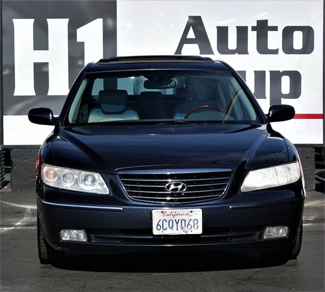2006 Hyundai Azera Limited 4dr Sedan   Sacramento CA