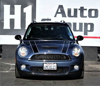 2010 MINI Cooper Clubman for sale at H1 Auto Group in Sacramento CA