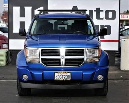 2007 Dodge Nitro for sale at H1 Auto Group in Sacramento CA