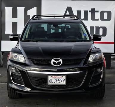 2010 Mazda CX-7 for sale at H1 Auto Group in Sacramento CA