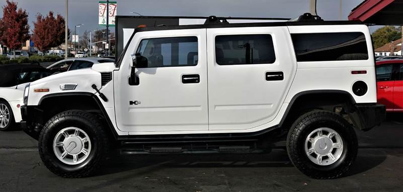 2003 Hummer H2 Lux Series 4dr 4wd Suv In Sacramento Ca H1 Auto Group